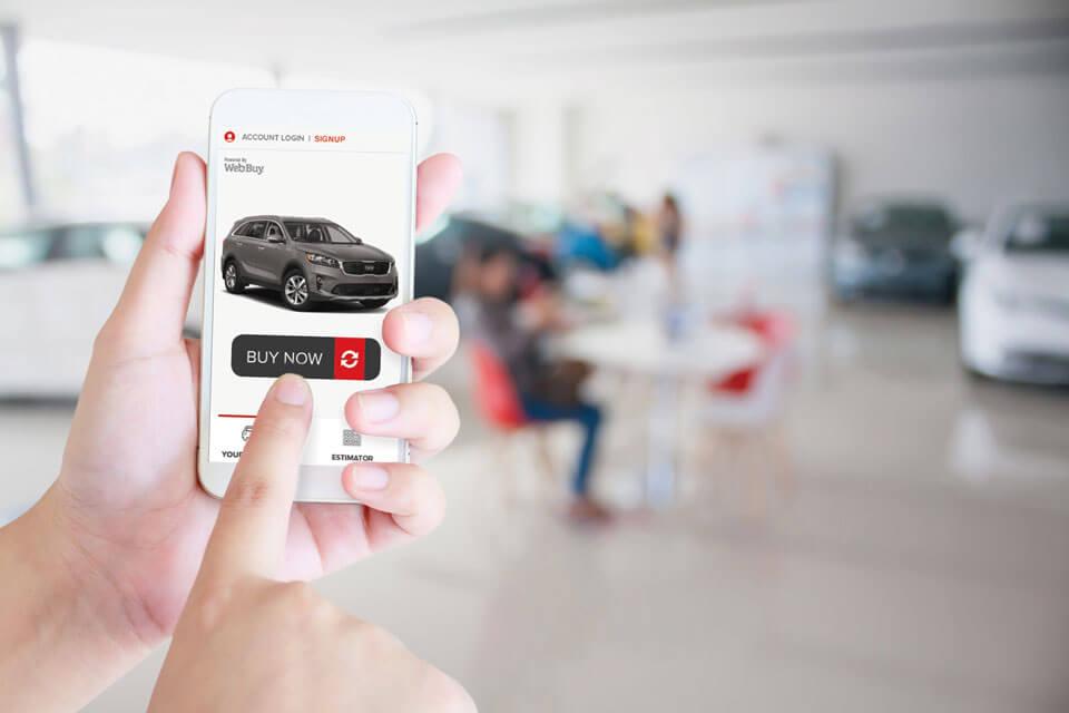 Buy Cars Online at Rimrock Kia in Billings Montana